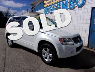 2012 Suzuki Grand Vitara 4x4 Premium in Bentleyville Pennsylvania, 15314