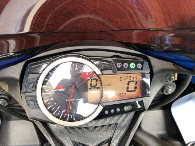 2012 Suzuki GSX-R 750 in McKinney, TX 75070