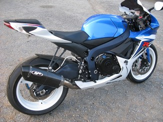 2012 Suzuki GSXR600 Spartanburg, South Carolina 8