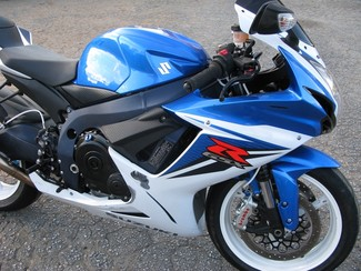 2012 Suzuki GSXR600 Spartanburg, South Carolina 9