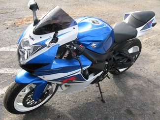 2012 Suzuki GSXR600 Spartanburg, South Carolina 2