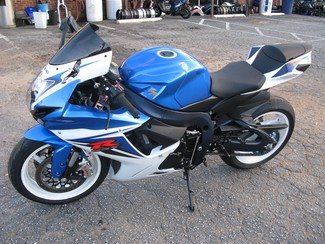 2012 Suzuki GSXR600 Spartanburg, South Carolina 5