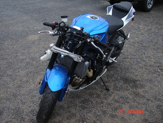 2012 Suzuki GSXR600 Spartanburg, South Carolina