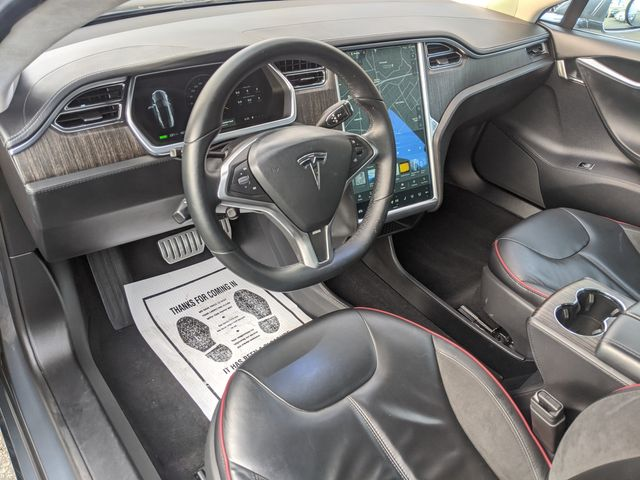 2012 Tesla Model S Signature Performance in Campbell, CA 95008