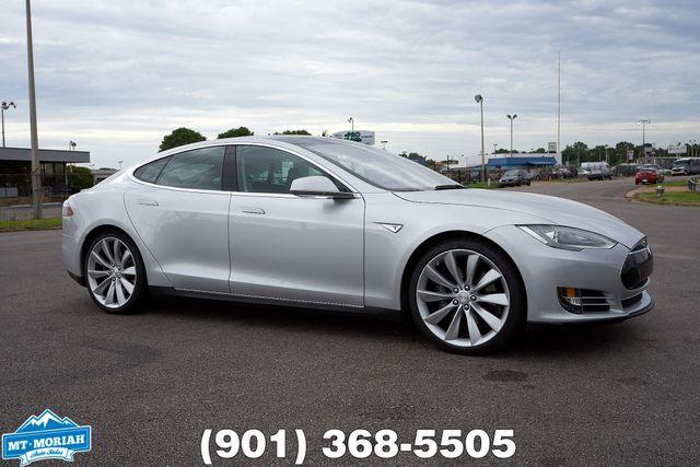 2012 Tesla Model S Performance