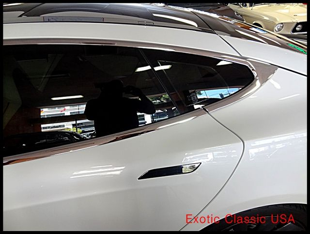 2012 Tesla Model S Signature Performance autographed by Elon Musk San Diego, California 16