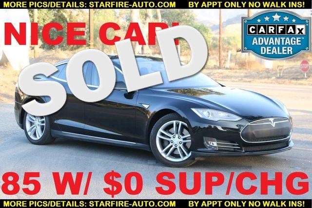 2012 Tesla Model S Signature Santa Clarita, CA 0