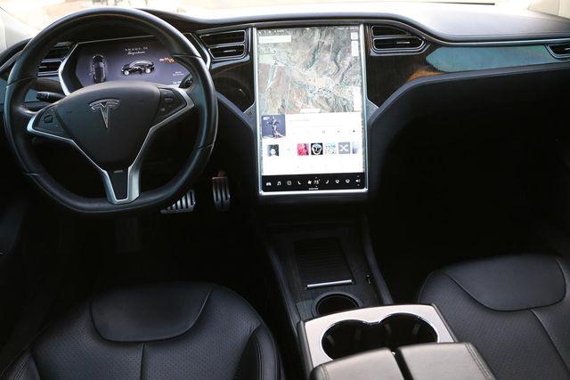 2012 Tesla Model S Signature Santa Clarita, CA 7