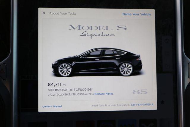 2012 Tesla Model S Signature Santa Clarita, CA 20