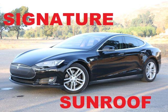 2012 Tesla Model S Signature Santa Clarita, CA 1