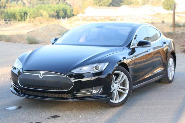 2012 Tesla Model S Signature Santa Clarita, CA 4