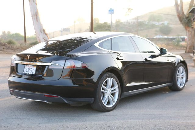 2012 Tesla Model S Signature Santa Clarita, CA 6