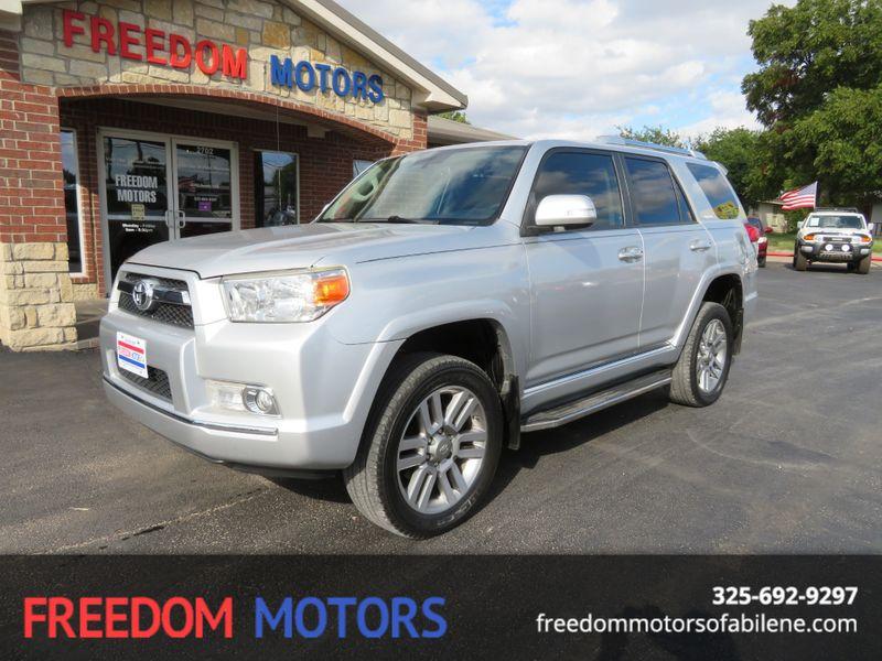 2012 Toyota 4Runner Limited | Abilene, Texas | Freedom Motors  in Abilene Texas