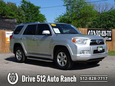 2012 Toyota 4Runner SR5 in Austin, TX