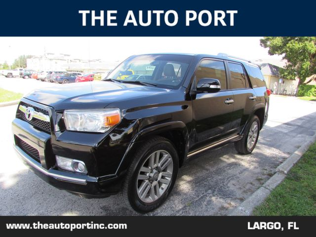 2012 Toyota 4Runner Limited in Clearwater Florida, 33773