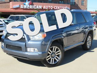 2012 Toyota 4Runner Limited 4WD | Houston, TX | American Auto Centers in Houston TX