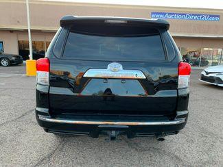 2012 Toyota 4Runner Limtied 3 MONTH/3,000 MILE NATIONAL POWERTRAIN WARRANTY Mesa, Arizona 3