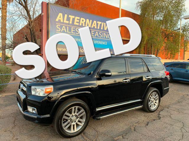 2012 Toyota 4Runner Limtied 3 MONTH/3,000 MILE NATIONAL POWERTRAIN WARRANTY Mesa, Arizona