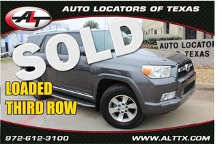 2012 Toyota 4Runner SR5   Plano, TX   Consign My Vehicle in  TX