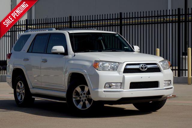 2012 Toyota 4Runner SR5* Nav* BU Cam*Leather*EZ Finance**   Plano, TX   Carrick's Autos in Plano TX