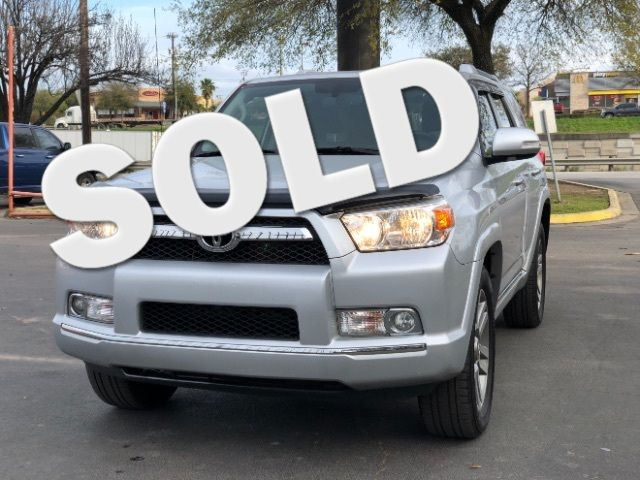 2012 Toyota 4Runner Limited in San Antonio, TX 78233