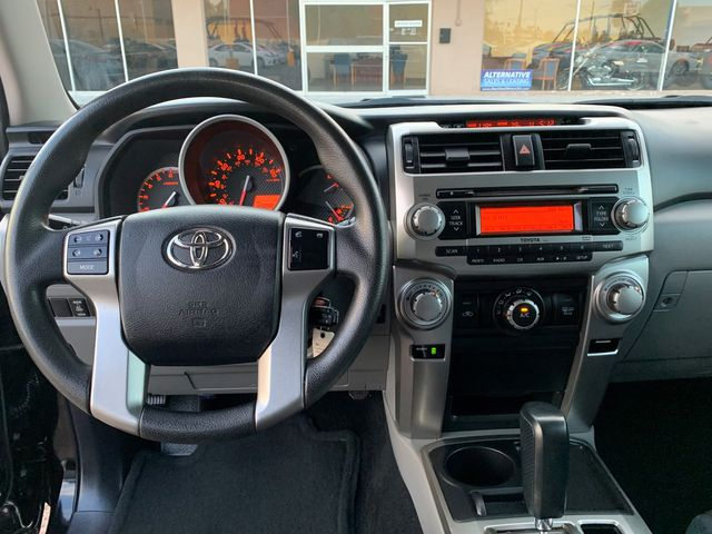 2012 Toyota 4Runner SR5 3 MONTH/3,000 MILE NATIONAL POWERTRAIN WARRANTY Mesa, Arizona 14