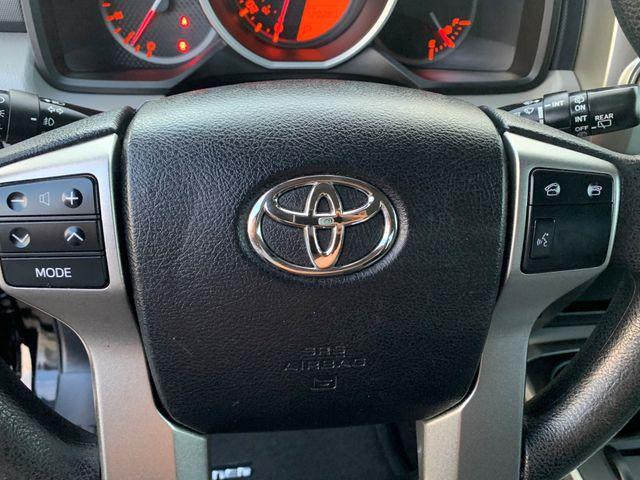 2012 Toyota 4Runner SR5 3 MONTH/3,000 MILE NATIONAL POWERTRAIN WARRANTY Mesa, Arizona 17