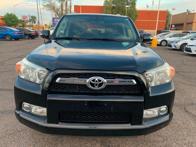 2012 Toyota 4Runner SR5 3 MONTH/3,000 MILE NATIONAL POWERTRAIN WARRANTY Mesa, Arizona 7