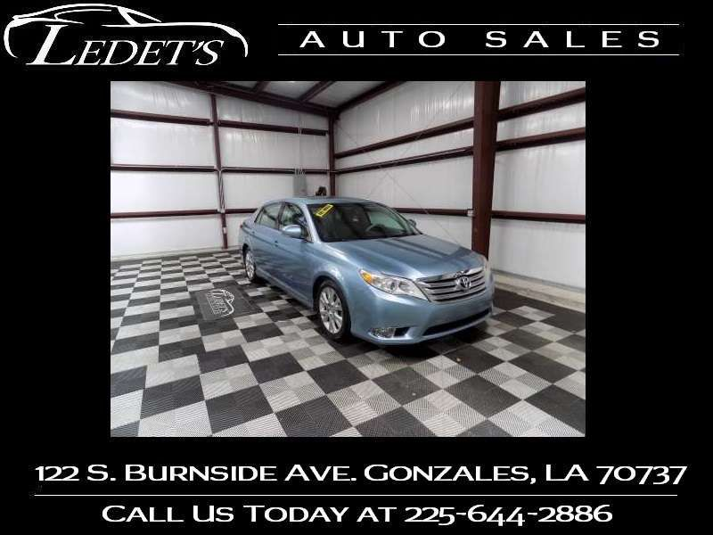 2012 Toyota Avalon  - Ledet's Auto Sales Gonzales_state_zip in Gonzales Louisiana