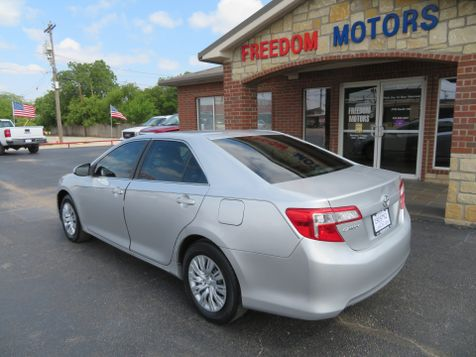 2012 Toyota Camry LE | Abilene, Texas | Freedom Motors  in Abilene, Texas