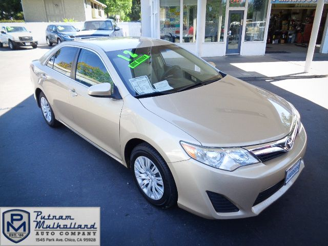 2012 Toyota Camry LE in Chico, CA 95928