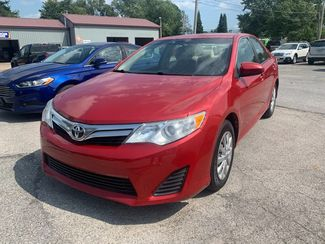 2012 Toyota Camry 4d Sedan LE in Coal Valley, IL 61240