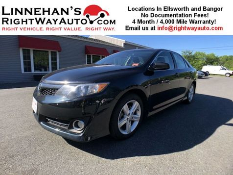 2012 Toyota Camry SE in Bangor