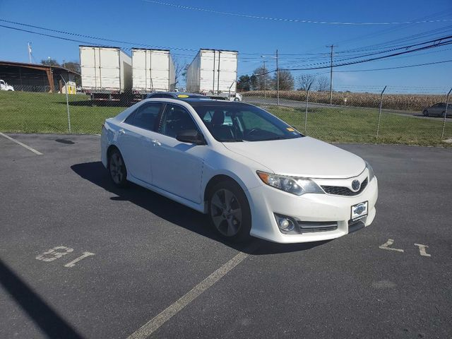 2012 Toyota CAMRY BASE