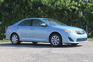2012 Toyota Camry LE Hollywood, Florida 44