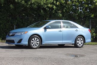 2012 Toyota Camry LE Hollywood, Florida 31
