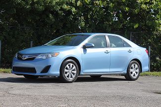 2012 Toyota Camry LE Hollywood, Florida 24
