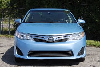 2012 Toyota Camry LE Hollywood, Florida 12