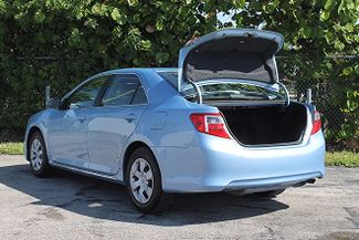 2012 Toyota Camry LE Hollywood, Florida 37