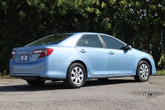 2012 Toyota Camry LE Hollywood, Florida 4