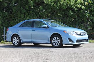 2012 Toyota Camry LE Hollywood, Florida 13