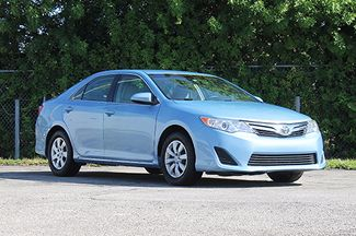 2012 Toyota Camry LE Hollywood, Florida 30