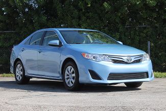 2012 Toyota Camry LE Hollywood, Florida 23