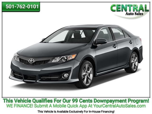 2012 Toyota CAMRY  | Hot Springs, AR | Central Auto Sales in Hot Springs AR