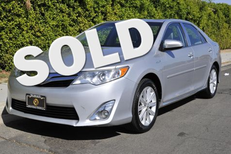 2012 Toyota Camry Hybrid XLE in Cathedral City