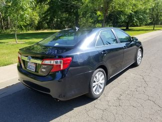 2012 Toyota Camry Hybrid XLE Chico, CA 5