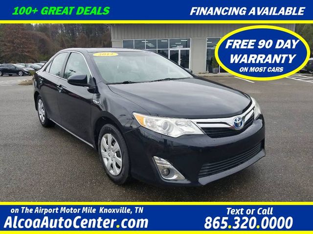 2012 Toyota Camry Hybrid LE in Louisville, TN 37777