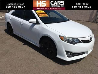 2012 Toyota Camry SE Imperial Beach, California