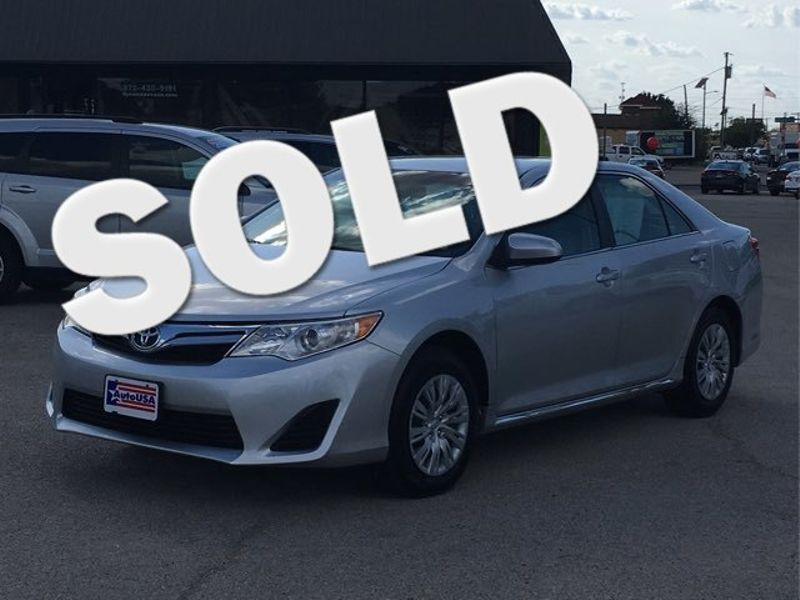 2012 Toyota Camry LE | Irving, Texas | Auto USA in Irving Texas