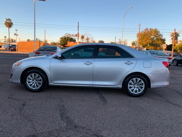 2012 Toyota Camry LE 3 MONTH/3,000 MILE NATIONAL POWERTRAIN WARRANTY Mesa, Arizona 1